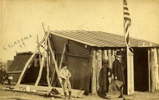 Post Office 2731.  Oklahoma Museum of History Online: Order Historic Photos & Maps; Prints $10 each; shipping $6 per order.