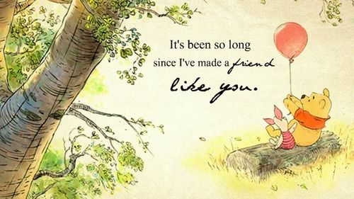 Pooh Quotes About Friendship | winnie the pooh # quote # disney