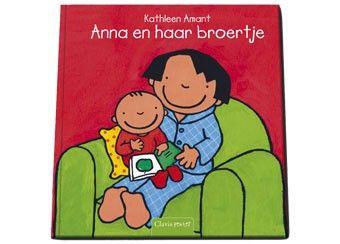 Boekenhoek: Anna en haar broertje