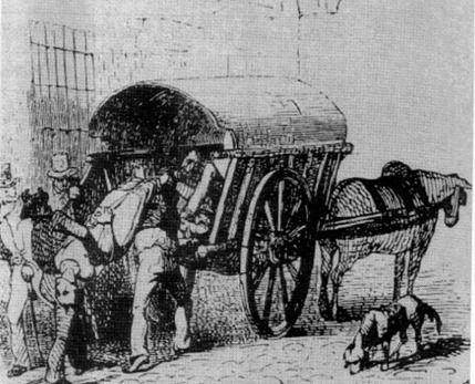 Cólera en Toledo en 1833 y 1834
