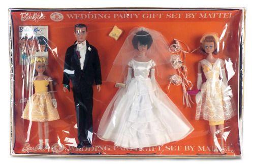 De los primeros Wedding Party Gift set