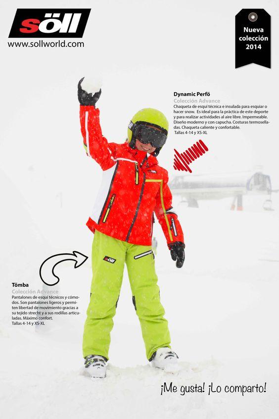 Lookbook #1 #happycolorskiwear from Söll
