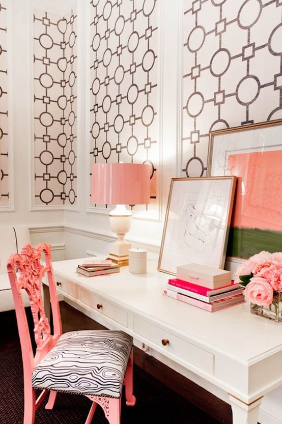 the decorista domestic bliss office space of the daypeach awesome glamorous work home office