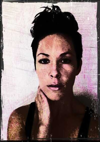 Just got a new cut, hubby played around with the graphics...love this pic!