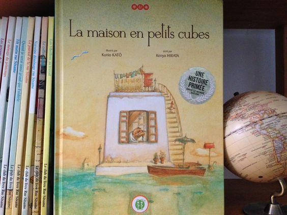 « La maison en petits cubes », un chef-d'oeuvre maintes fois primé ! http://lesptitsmotsdits.com/la-maison-en-petits-cubes/