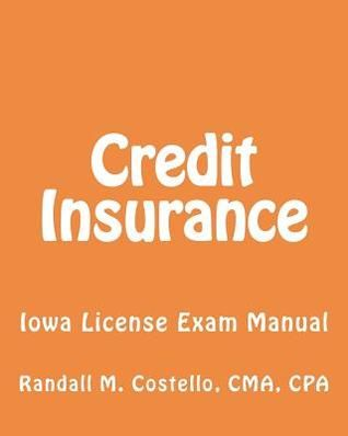Epub Free Credit Insurance Iowa License Exam Manual By Randall M
