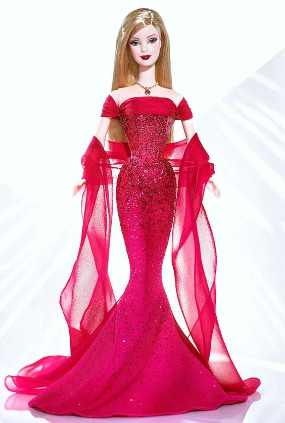 July Ruby™ Barbie® Doll | Barbie Collector: