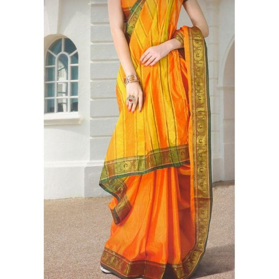Pure Cotton Saree (PC139)