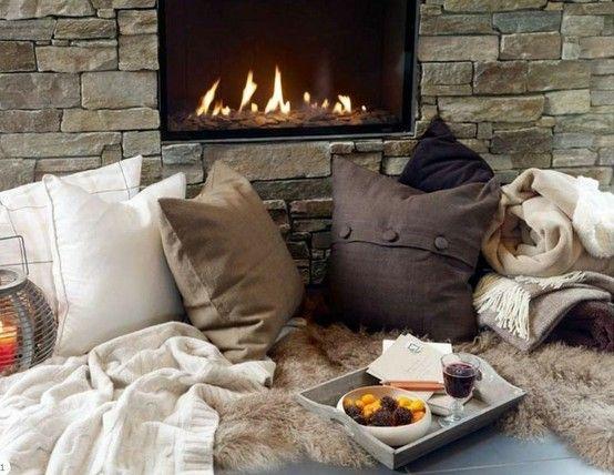 Fireside picnic
