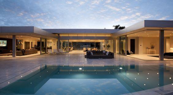 Los Ángeles, Laguna Beach Proyectos de Arquitectura | McClean Diseño