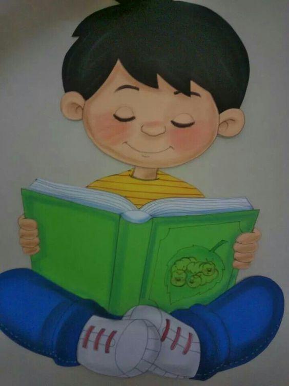 Pin de jacinthe poulin en illustrations livres lecture for Modelos de carteleras escolares