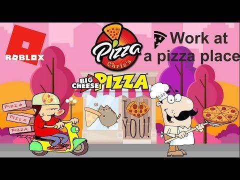 Picca Besplatnaya Dostavka Pizza Free Robloks Roblox