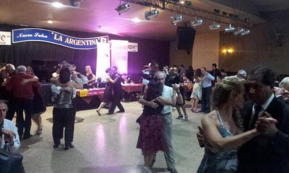 FestivalesGCBA: Arrancó con todo la milonga en El Arranque