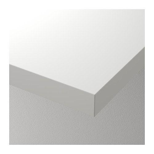 Linnmon Tabletop White 39 3 8x23 5 8 Ikea Linnmon Table Top Table Top Ikea
