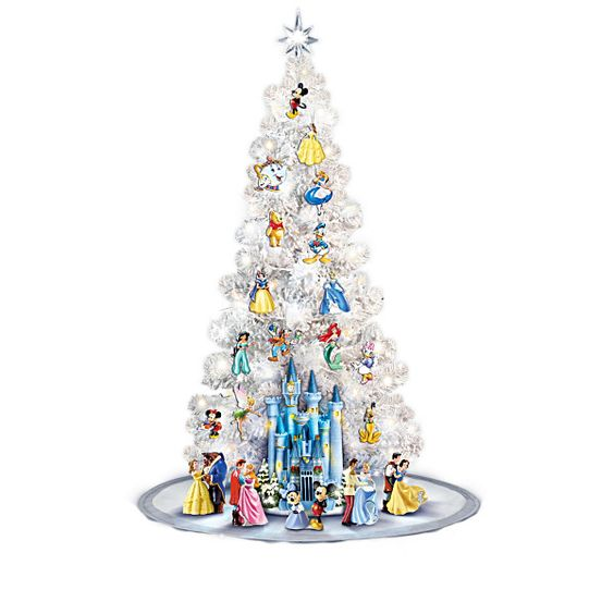 Christmas Tree Collection Portsmouth : Magic of disney christmas tree collection