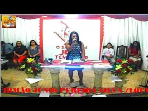 CULTO DE SEXTA-FEIRA-DIA 25/03/2016-IPPD-PASTOR WILIAN LOPES FERREIRA-RTVV-295 - YouTube