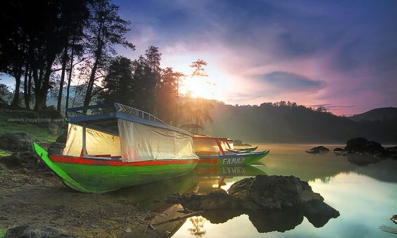 Morning at Situ Patengang by cepdanie ™ on 500px