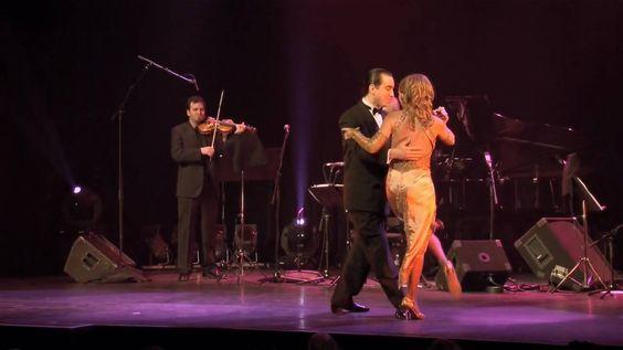 El Choclo - tango argentino   El entretenimiento y la