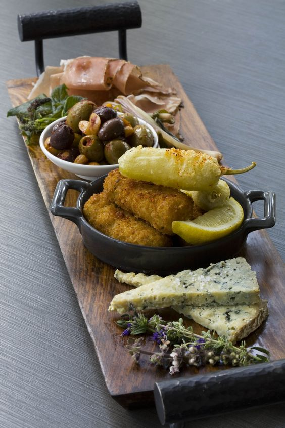 Beautiful looking #tapas served at Viceroy Miami!