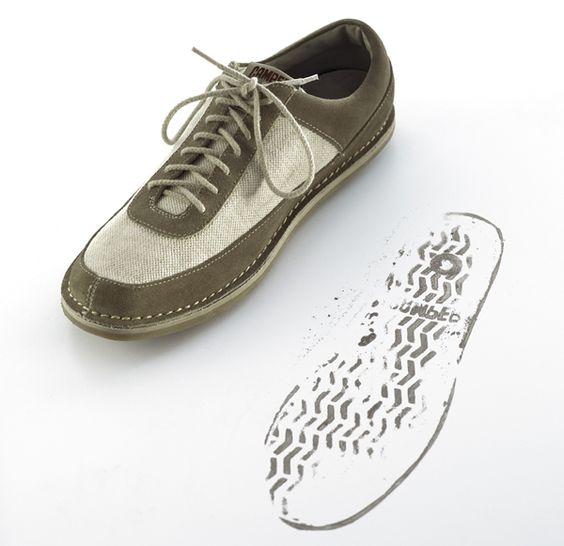 Jasper Morrison for Camper. Shoes redesign Experimenta Design Magazine   Experimenta