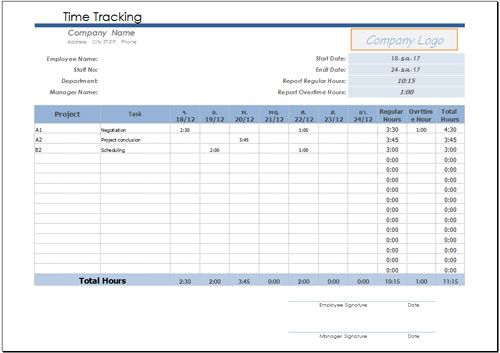 Templatewave Free Billable Hours Template For Excel 2007 2016 4899832d Resumesample Resumefor Excel Template Templates Invoice Template