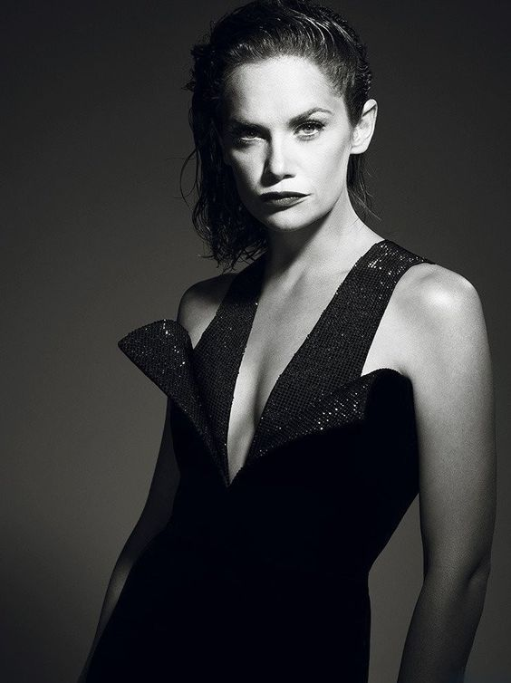 Ruth Wilson for Harper's Bazaar