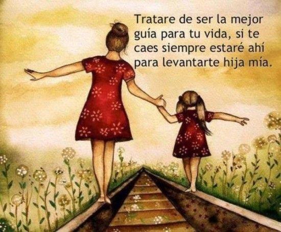 Frases De Amor Para Una Hija Imágenes De Amor Para Mi Hija Frases Madre E Hija Te Amo Hijo Frases Para Hijos