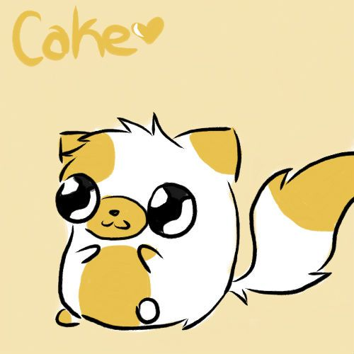 Cake The Cat Pixel Art : Anime cake, Cute cakes and Cats on Pinterest