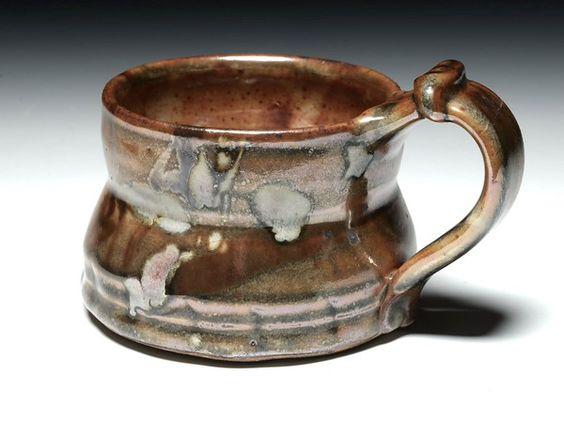 John Glick Mug stoneware.