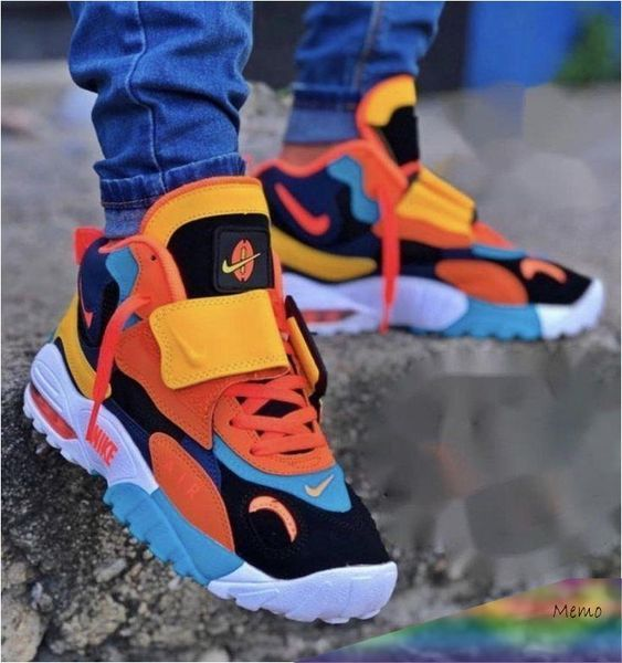 Nike Air Max Speed Turf GS 'Green Abyss
