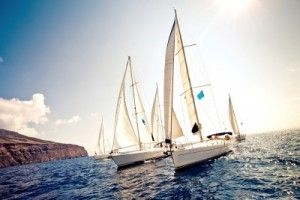 """Regatta Time! - """"The most efficient way to improve in sailing is to get out on the water and compete against your friends and peers."""""""