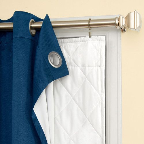 Curtains Ideas buy insulated curtains : Season Smart 3M Thinsulate Insulating Curtain Liner | home life ...