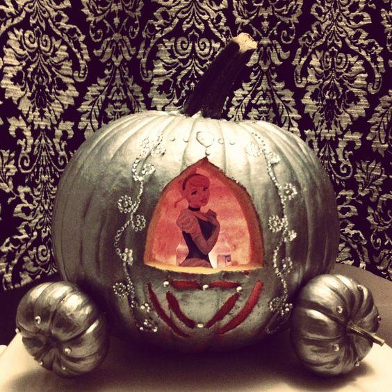 Cinderella s pumpkin carriage fall halloween