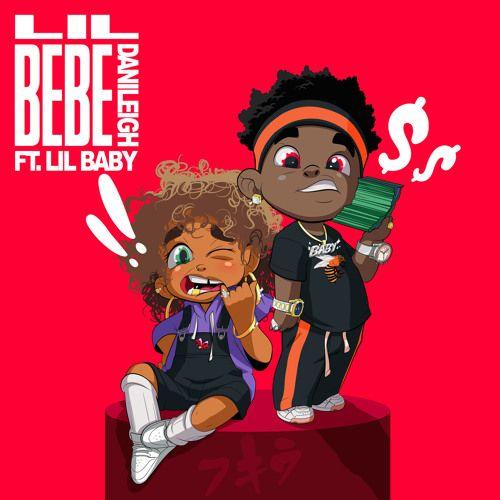 """Résultat de recherche d'images pour """"spotify Lil Bebe (Remix) (Feat. Lil Baby]"""""""