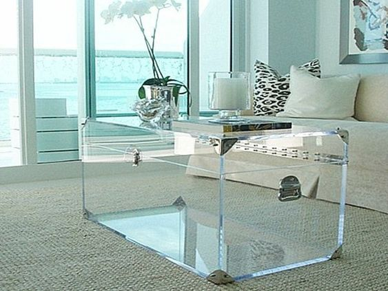 jolie conforama table basse design pas cher en verre