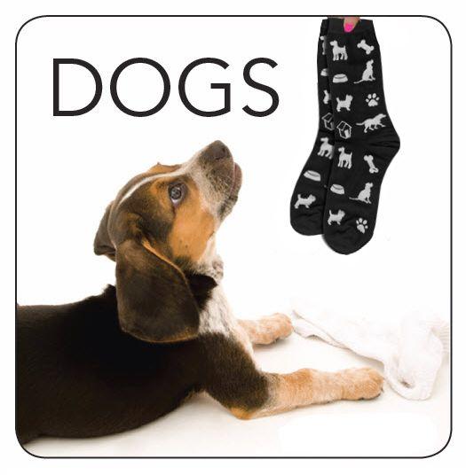 Dog Icons Socks