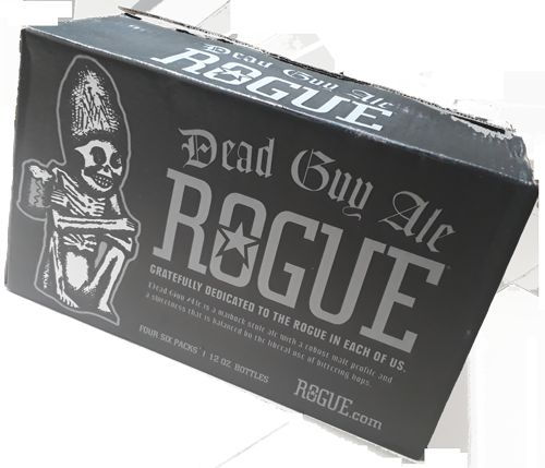 Bia Rogue Dead Guy Ale 6,8% - Chai 330ml