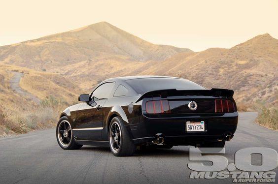 2006 Mustang GT S197