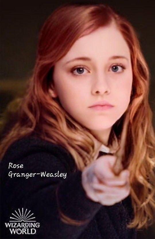 Rose Granger Weasley Rose Granger Weasley Harry Potter Next Generation Weasley