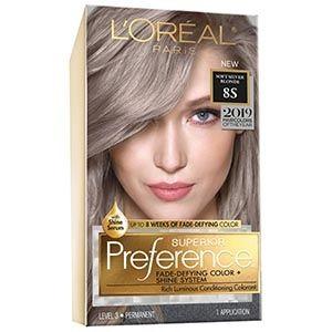 Fade Defying Shine Permanent Hair Color In 2020 Loreal Hair At