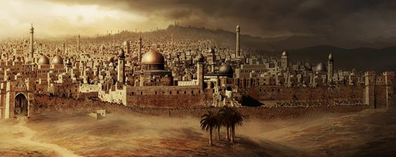 Os cristãos só perderam Jerusalém após a morte do rei Balduíno IV.