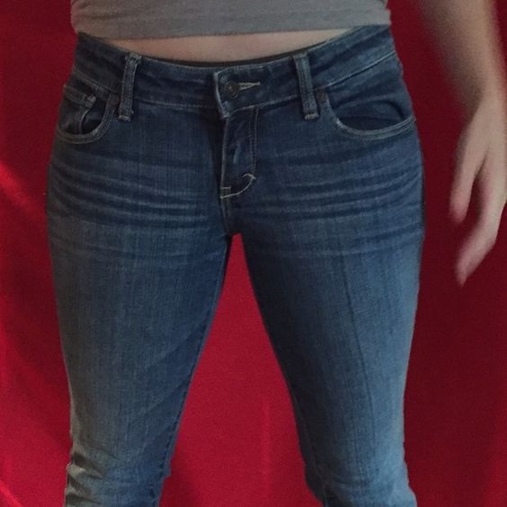 26 Abercrombie and Fitch jeans 26 Abercrombie boot 29in inseam Abercrombie & Fitch Pants