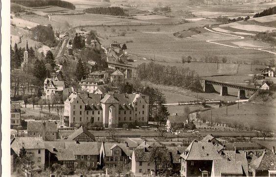 Bad Salzschlirf ca 1950