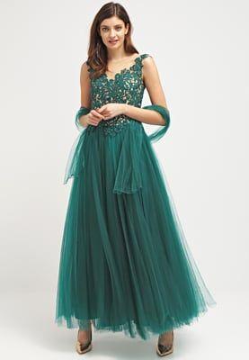 Luxuar Fashion Ballkleid - emeraldgrün - Zalando.de