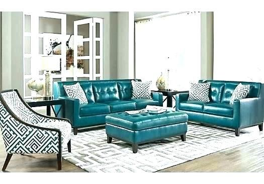 Teal Leather Sectional Sofa Rooms To