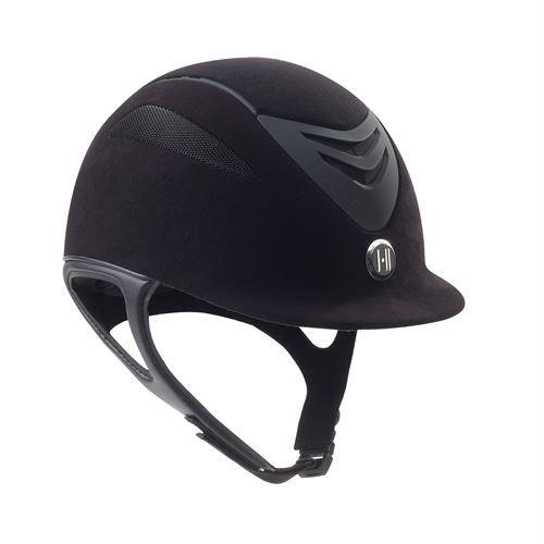 One K™ Defender Suede Helmet** | Dover Saddlery