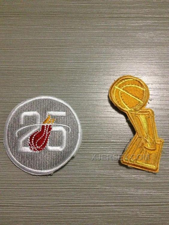 http://www.xjersey.com/nba-2013-champion-patchheat-25th-patch.html Only$19.00 #NBA 2013 CHAMPION PATCH&#HEAT 25TH PATCH Free Shipping!