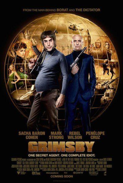 Anh Em Nhà Grimsby - HD