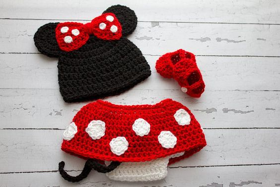 -Minnie Mouse-