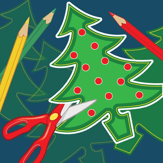 Image result for christmas  arts and crafts  clip art